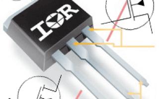 Как работает полевой транзистор n канал