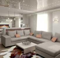 Как подобрать мебель для зала