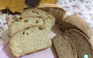 Как приготовить бездрожжевое тесто для хлеба