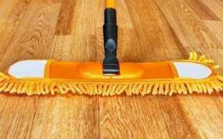 Как правильно мыть ламинат без разводов