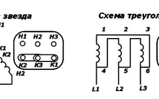 Как проверить двигатель трёхфазный