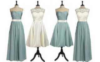 Как переделать верх платья