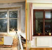 Как отремонтировать раму окна