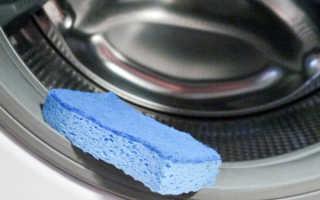 Как прополоскать стиральную машину