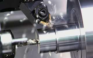 Как пользоваться токарным станком по металлу