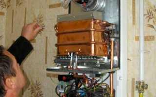Как разобрать газовую колонку суперлюкс