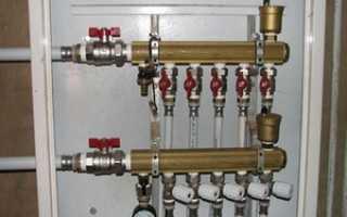 Как провести водопровод в доме своими руками