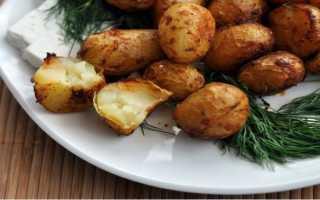 Как приготовить картофель для запекания