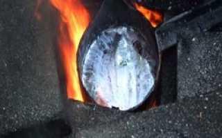 Как отлить алюминий в домашних условиях