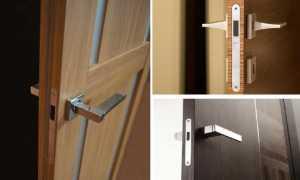 Как отрегулировать магнитный замок на межкомнатной двери
