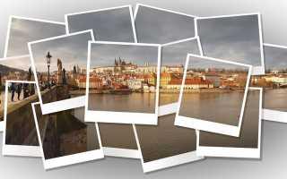 Как оформить коллаж из фотографий на ватмане