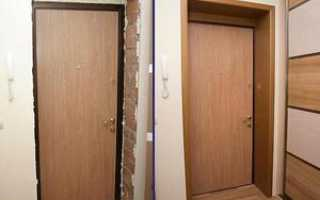 Как обустроить входную дверь в квартире