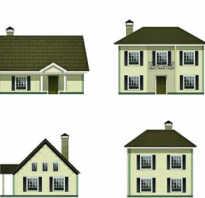 Как построить дом на даче своими руками