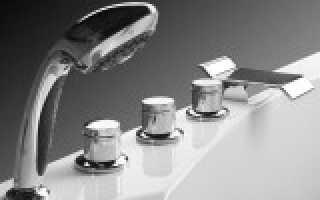Как правильно подобрать смеситель для ванной