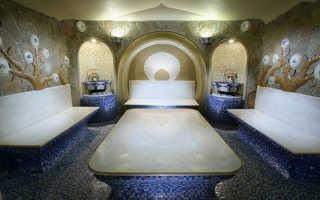 Как правильно мыться в хамаме