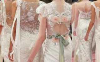 Как постирать атласное свадебное платье