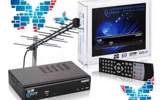 Как подключить блок цифрового телевидения к телевизору