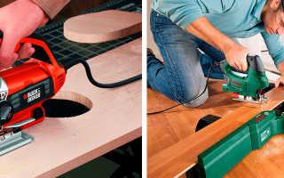 Как правильно выбрать электролобзик для дома
