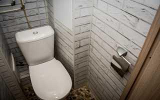 Как правильно сделать туалет в квартире