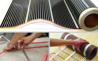 Как правильно подключить терморегулятор к теплому полу
