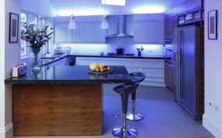 Как подобрать светодиодную ленту для подсветки потолка