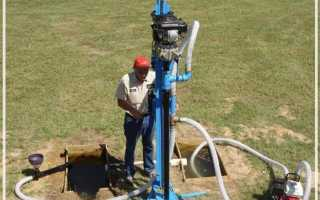 Как работает водяная скважина