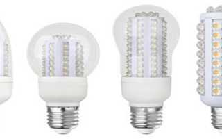 Как правильно выбрать светодиодные лампочки для квартиры
