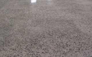 Как правильно сделать бетонный пол по грунту