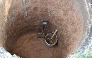Как правильно обложить сливную яму