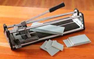 Как правильно обрезать плитку