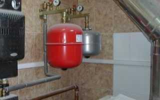 Как правильно устанавливать расширительный бак на отопление