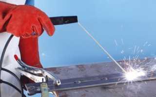 Как правильно сварить металл дуговой сваркой