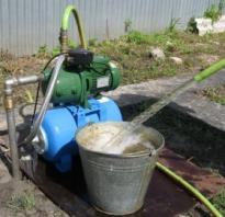 Как правильно промыть скважину после бурения