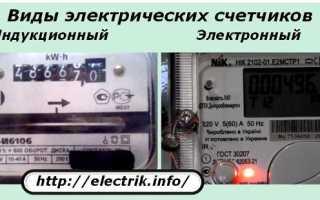 Как правильно подать показания счетчиков электроэнергии