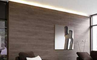 Как правильно положить ламинат на стену