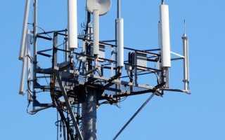 Как работает антенна сотовой связи