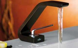 Как починить шаровый смеситель в ванной