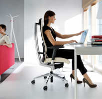 Как правильно выбрать компьютерный стул