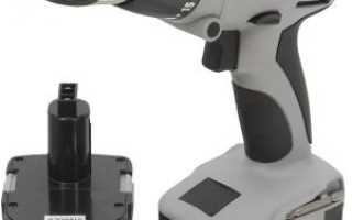 Как правильно заряжать никель кадмиевый аккумулятор шуруповерта