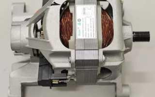 Как подключить асинхронный двигатель от стиральной машины