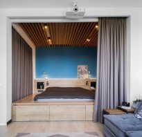 Как расставить мебель в комнате с нишей