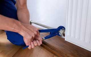 Как подключить панельный радиатор с боковым подключением