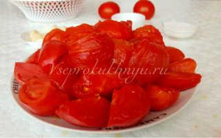 Как приготовить хреновую закуску без помидор