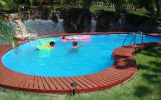 Как правильно строить бассейн