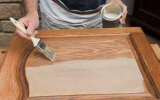 Как покрасить шкаф в стиле прованс