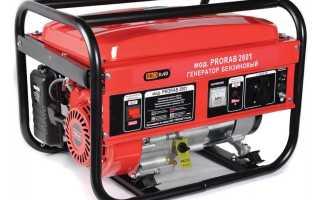 Как подобрать бензиновый генератор