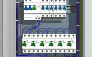 Как подключить щиток с автоматами в квартире