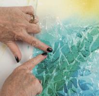 Как научиться красиво рисовать красками
