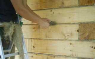 Как правильно конопатить дом из бруса паклей