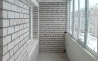 Как положить полы на балконе видео